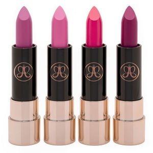 Anastasia Beverly Hills lipstick set NWT